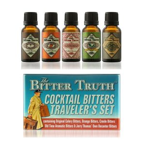Traveler Pack (Celery+Jerry Tomast+Old Time+Orange+Creole)