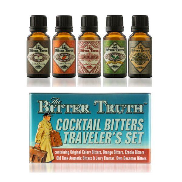 Traveler Pack (Celery+Jerry Tomast+Old Time+Orange+Creole)