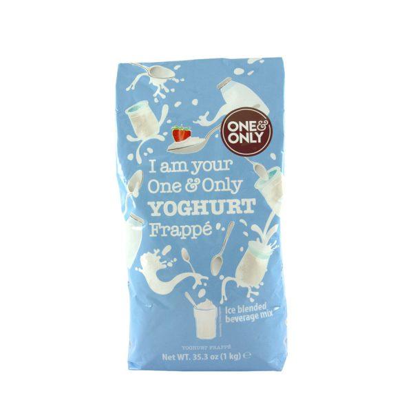 Frappé de yogurt